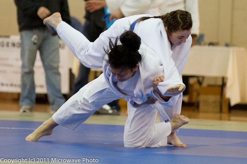 Judo voor Dames